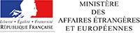 logo ministère des affaires etrangères